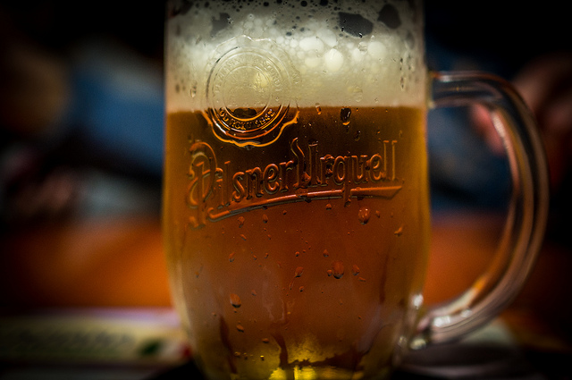 Prague Beer Scene Pilsner