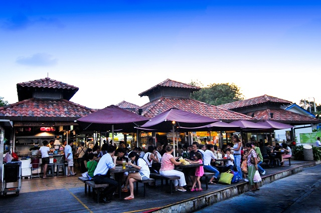 Hawker Centres Singapore