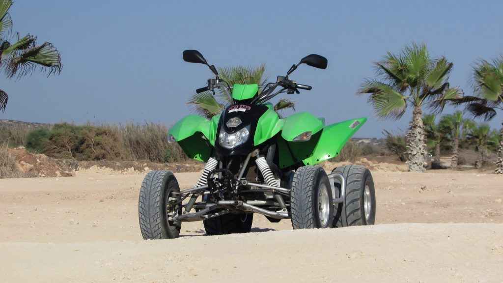 Quad bike tours in Tenerife
